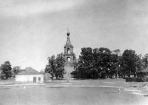 Бусаевский храм 1960-е гг.