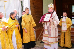 Празднование 170-летия основания храма